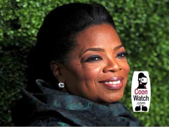 Oprah Winfrey Cooning
