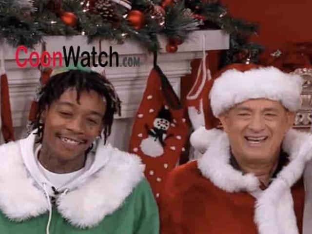 Wiz Khalifa Cooning on On Kimmel
