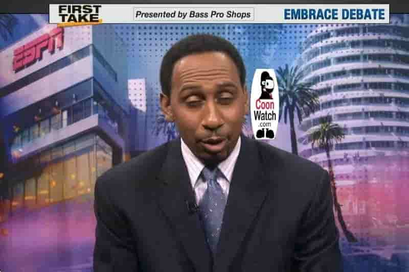 Stephen A Smith Cooning Trayvon Martin