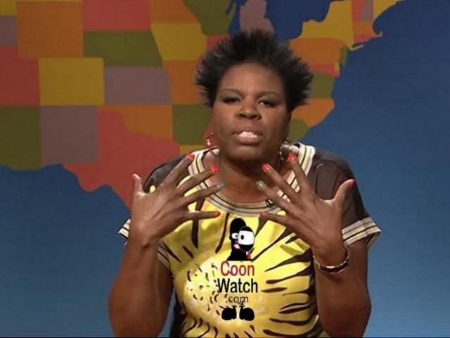 Leslie Jones Cooning Slavery Draft on SNL