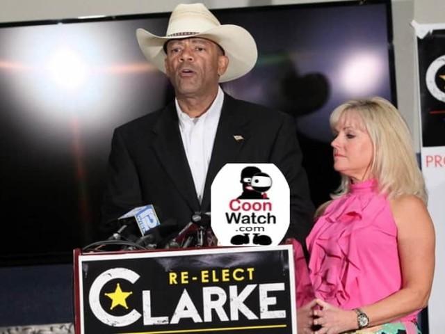Sheriff David Clarke Cooning Police Brutality