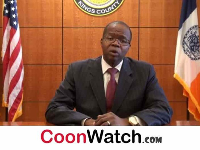 Cooning DA Ken Thompson Recommends No Jail Time