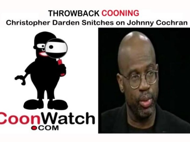 Throwback Cooning with Christopher Darden