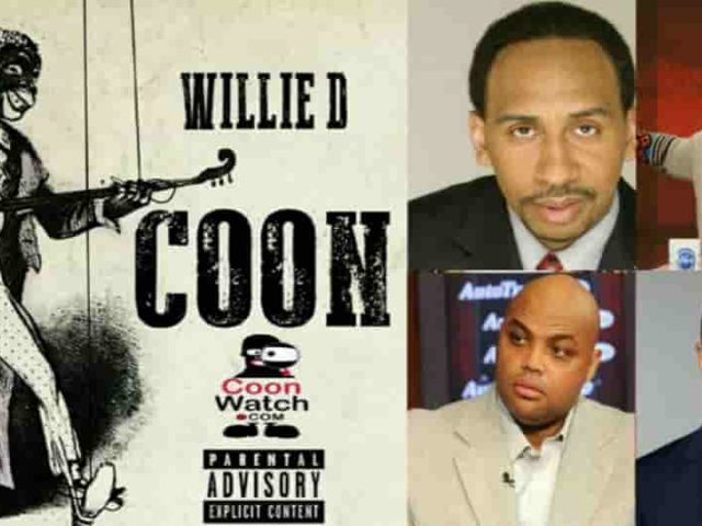 Willie D Coon Showcases Coons at Coonwatch