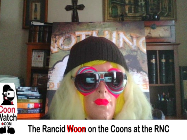 Rancid Woon Republican National Convention Coons