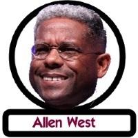 Allen West Cooning Kaepernick Anthem
