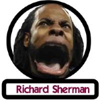 Richard Sherman Cooning Kaepernick Anthem