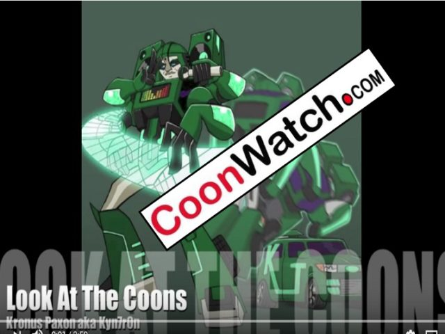 Look at the Coons by Kronus Paxon