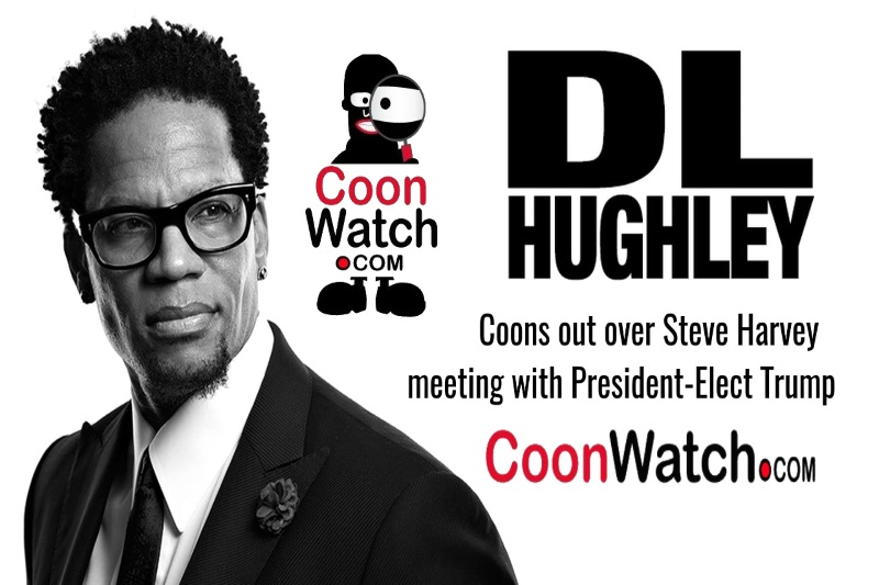 DL Hughley Cooning Steve Harvey Donald Trump