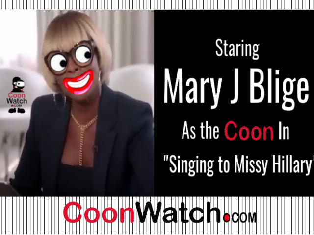 Mary J Blige Cooning for Hillary Clinton